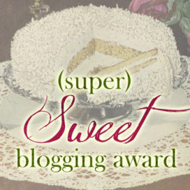 sweet award