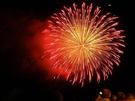 Firework_in_Vibonati_(SA),_Italy