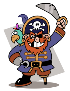 Ahoy there mateys! from Wikipedia