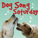 Badge for Dog Song Saturday at Talking Dogs
