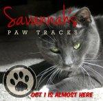 Savannah's Paw Tracks teaser for Oct 1